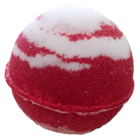 SPARKLING PEPPERMINT Bath Bomb