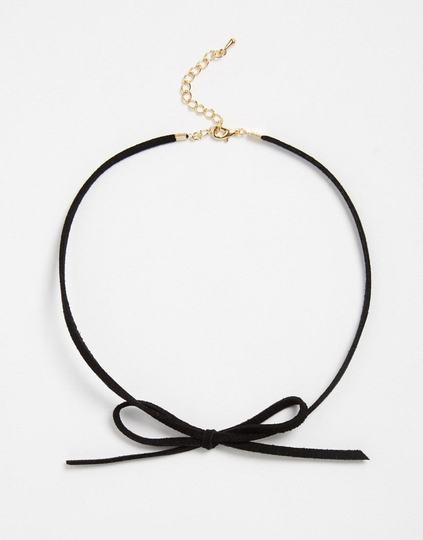 Simple Bow Choker