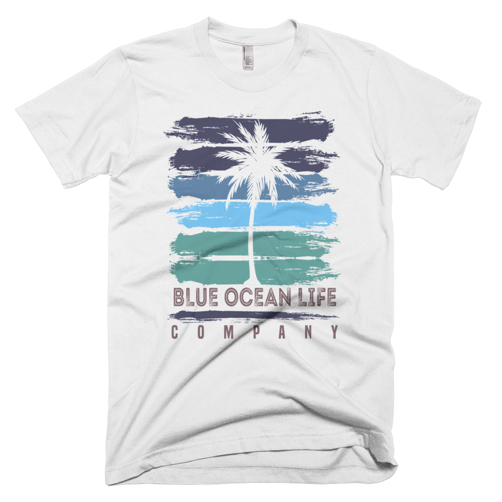 Palm Tree | Graphic Tees | Short-Sleeve T-Shirt