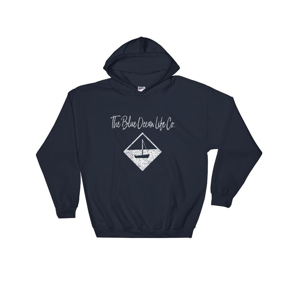 Sailboat Hoodie for women