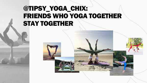 acroyoga and friendship