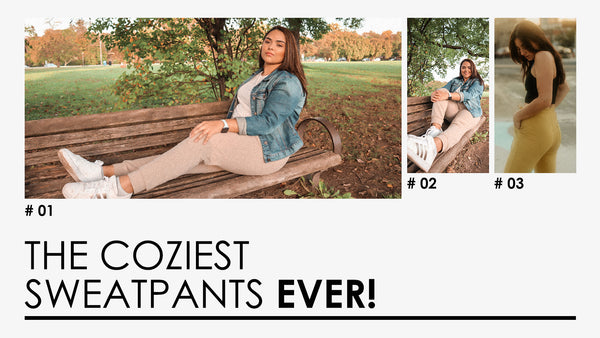 The Coziest Sweatpants Ever!
