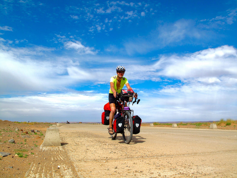 From Sweden to the Sahara: One Cyclist's Epic Tale