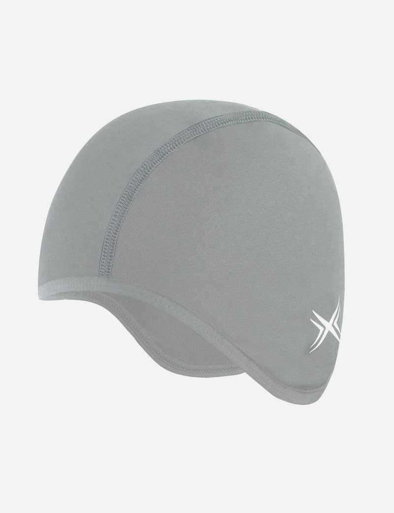 baleaf mens Thermal Cycling Cap gray side