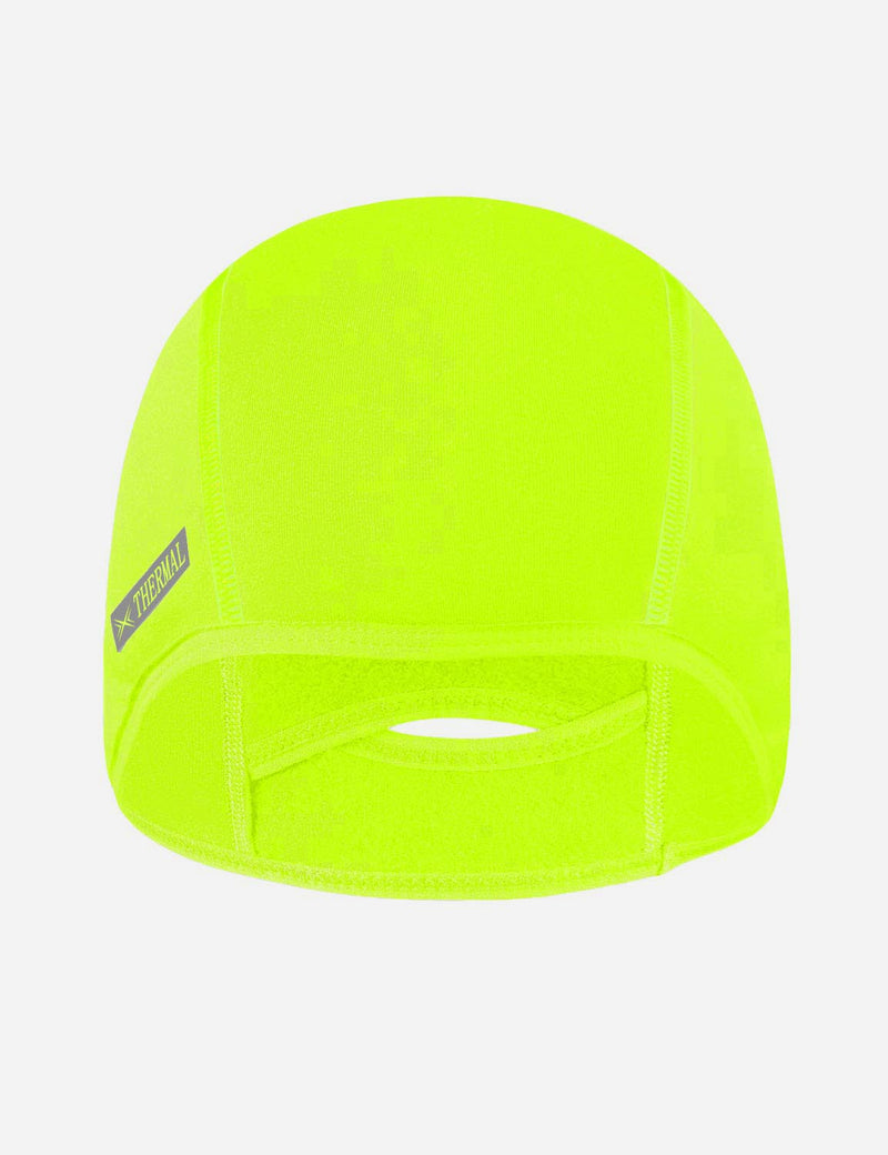 Thermal Fleece Lined Breathable Cycling Cap