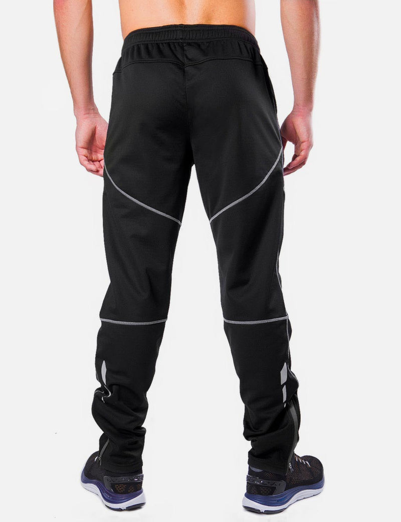 Baleaf Men Multi Sports Active Pants black back