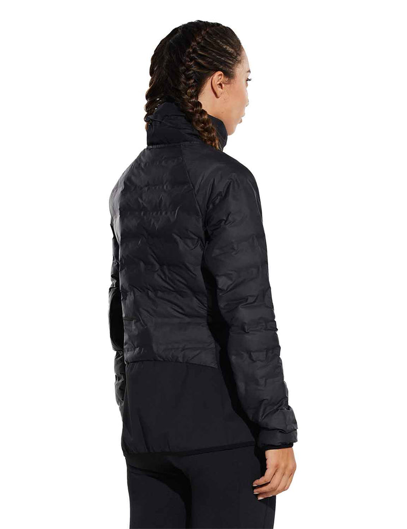 Baleaf womens Ultra Lightweight Full-Zip Warm Quilted Puffer Jacket Winter Coat side