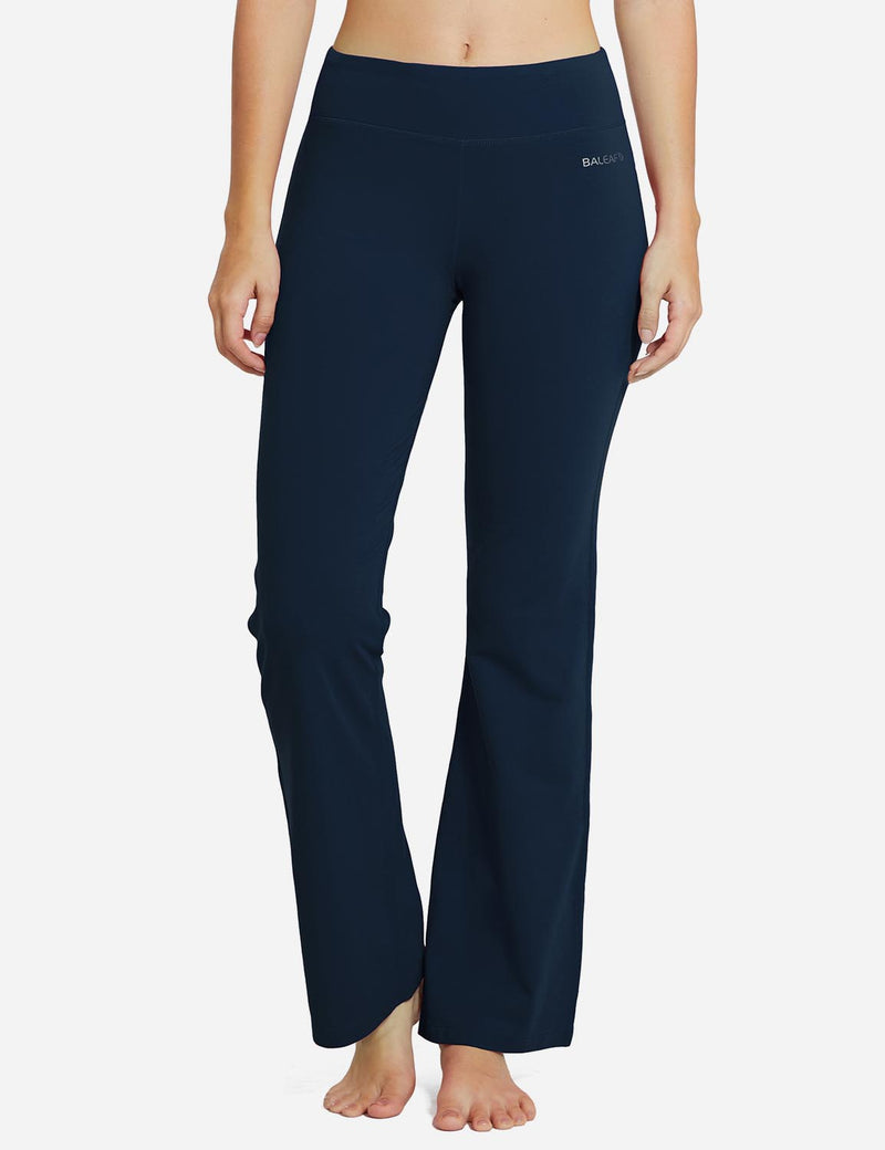 Baleaf Women 30 Tummy Control Basic Joggers Baleaf Women 30 Tummy Control Basic Joggers Dark Blue side details