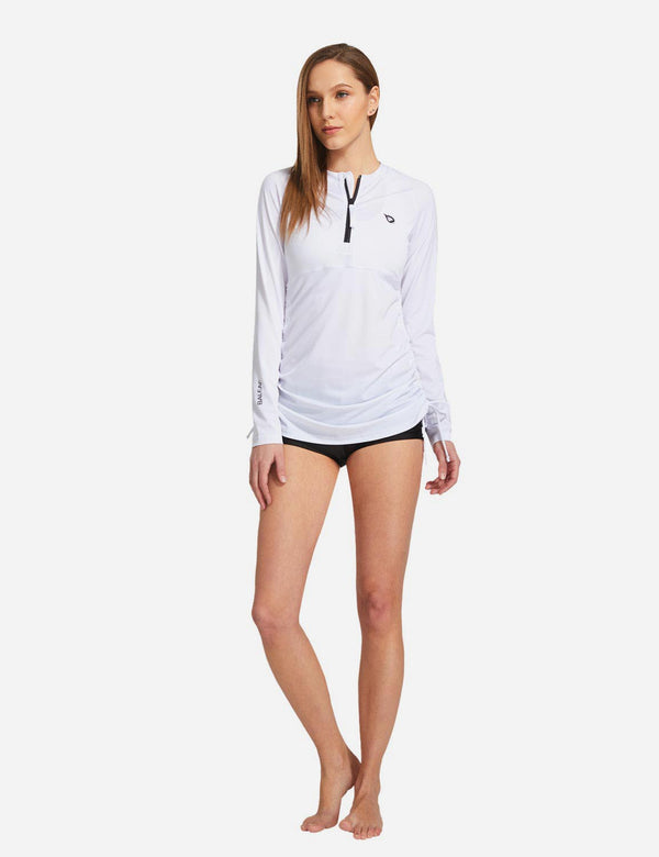 UPF 50+ Bodyfit Adjustable Long Sleeve Shirts