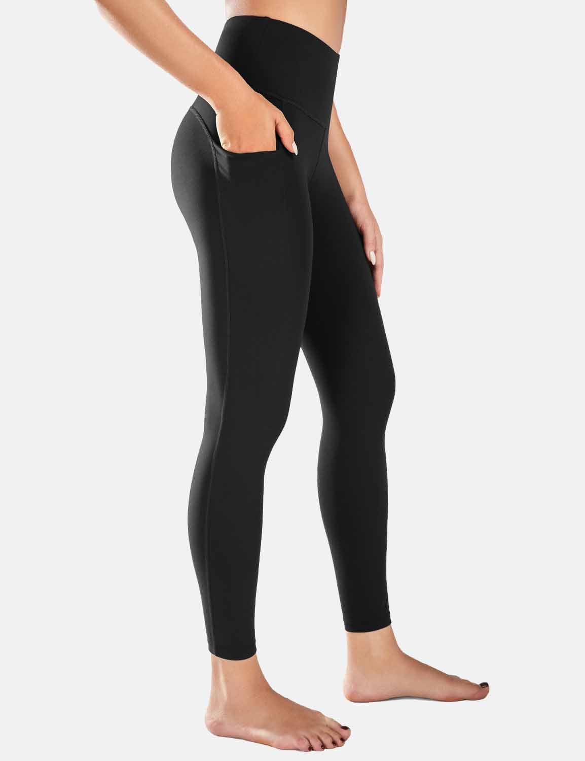 7/8 High Waisted Soft Pockets Leggings