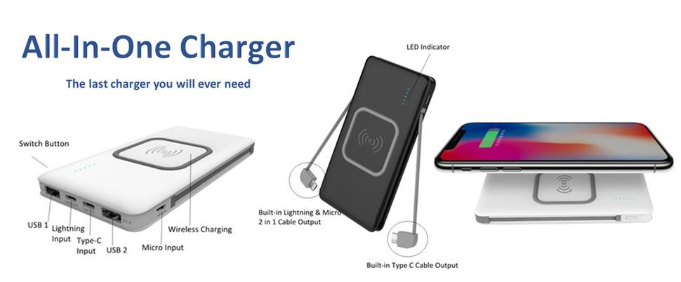 All-In-One Charger