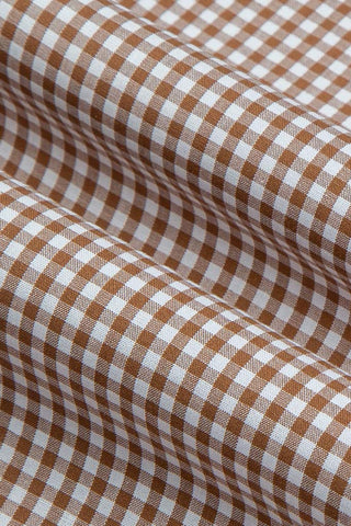 Walnut Gingham