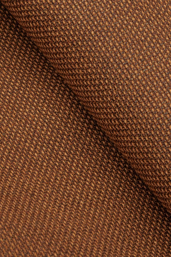 Cognac Tweed Jacket