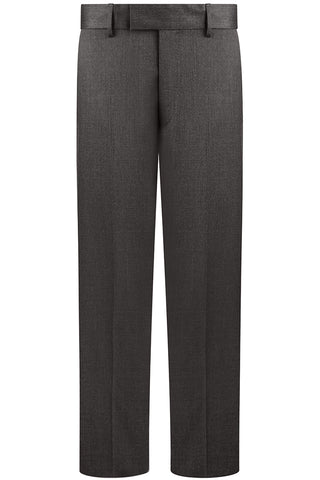 Loro Piana Charcoal Twill  Luxury Trousers