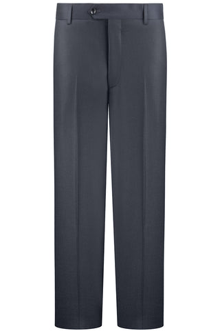 Loro Piana Navy Twill  Luxury Trousers