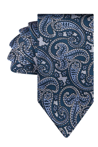 Denim Graphic Paisley