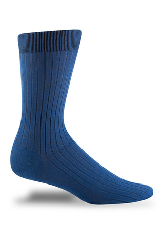 Royal Blue Ribbed