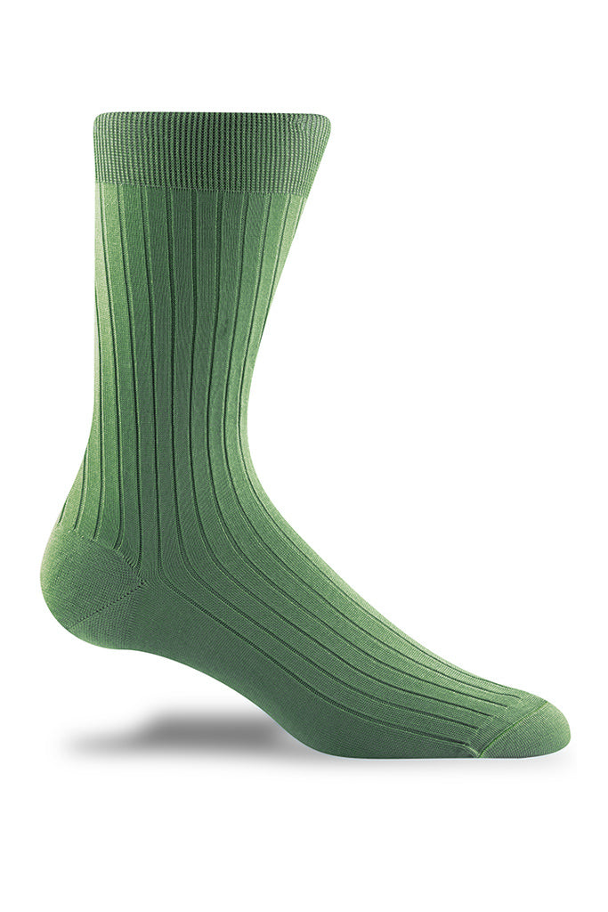 Forrest Green Ribbed