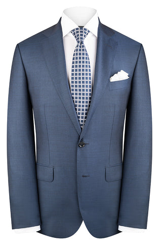 Blue Sharkskin Premium Jacket