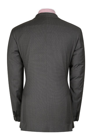 Grey Pindot Suit