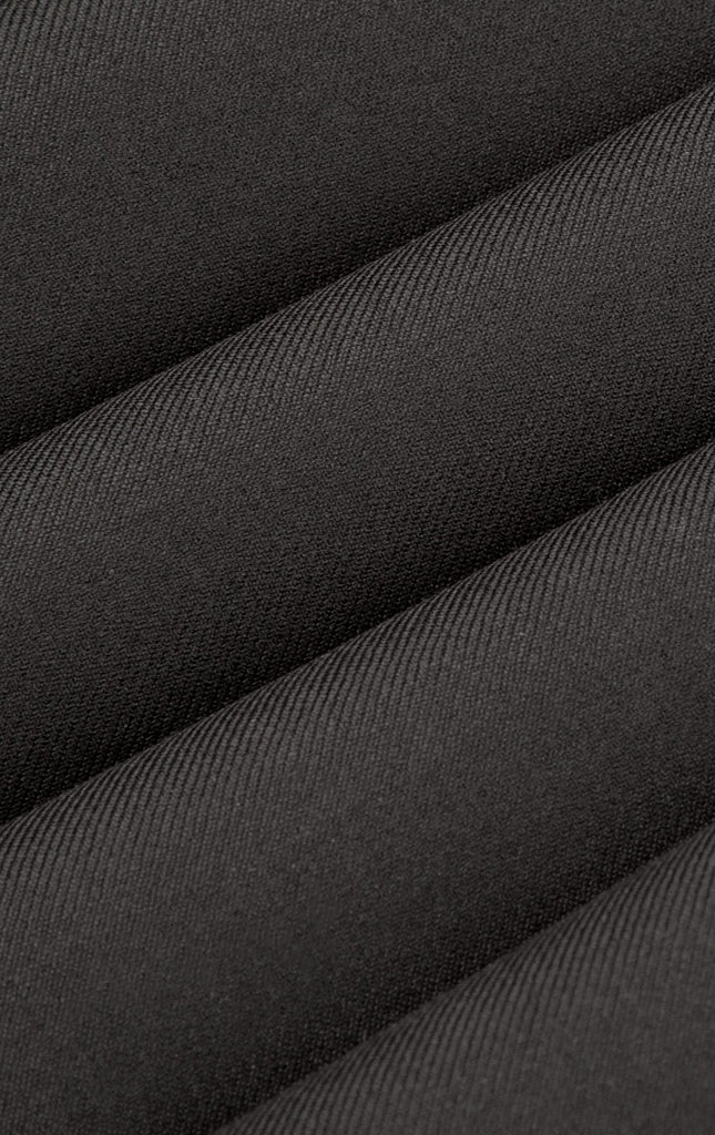 Black Twill Luxury Suit