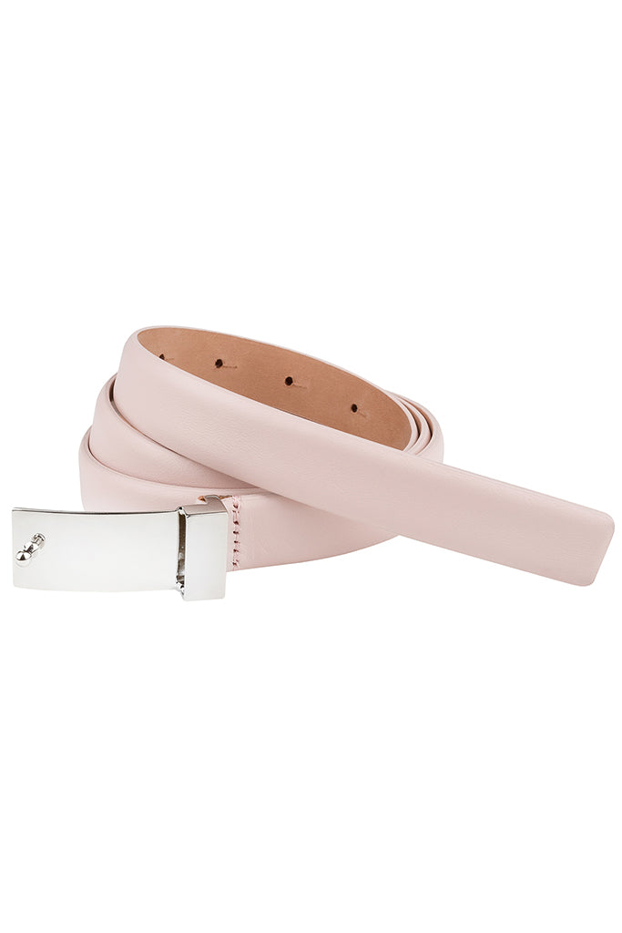 Rose Single Slide Belt