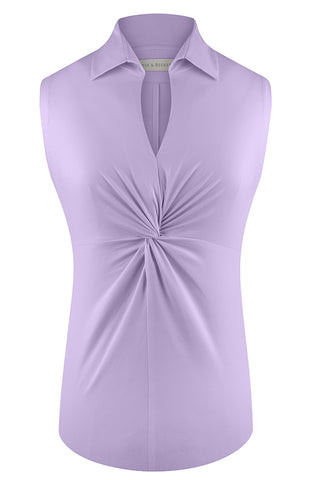 Lilac Stretch Sleeveless