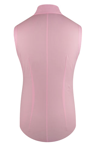 Pink Stretch Sleeveless