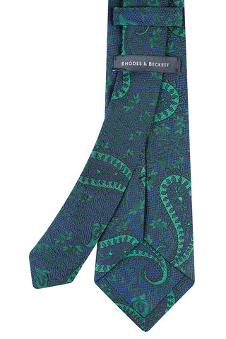 Green Luxe Paisley