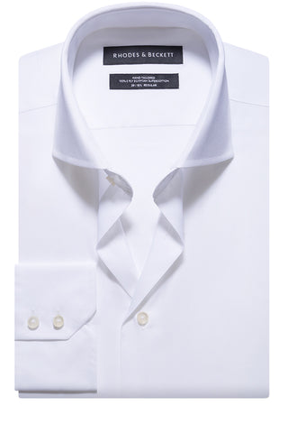 White Poplin Perfect Look