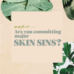 The skin sins we hope you're not doing, according to the Bohemian Skin beauty bible