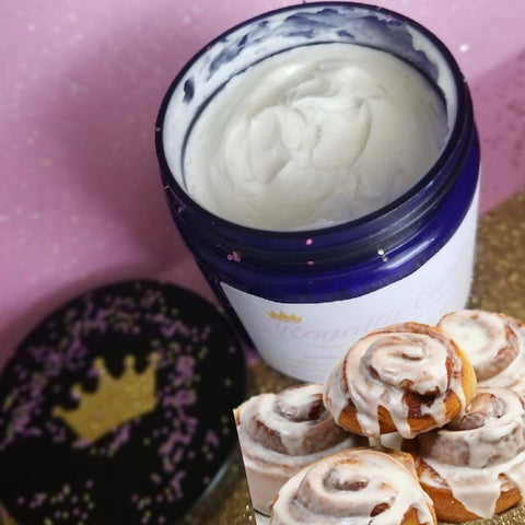 Cinnamon Bun Hair & Body Butter