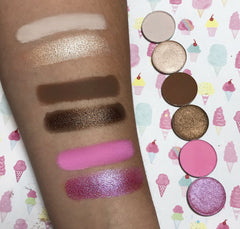 Neapolitan Eyeshadow Set