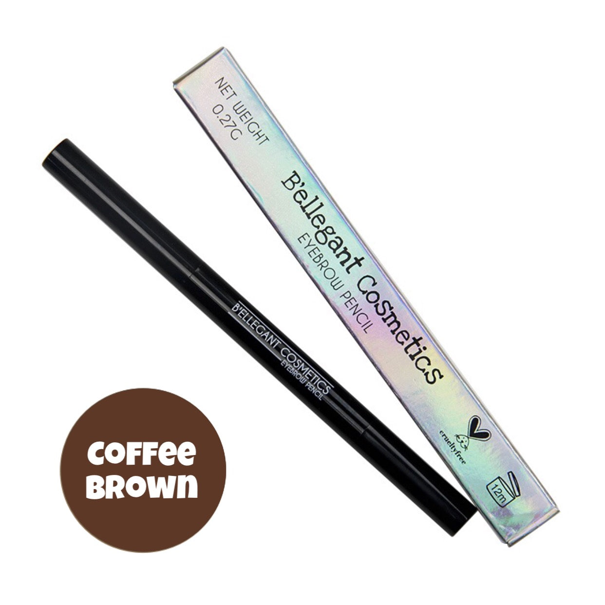 Coffee Brown Definer Pencil