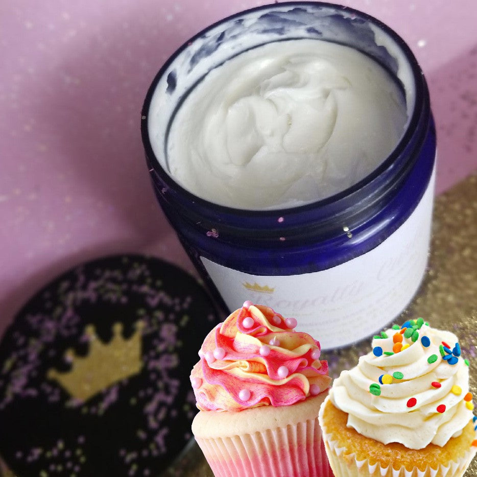 Cupcake Hair & Body Butter