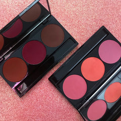 Desire (deep) Blush Trio