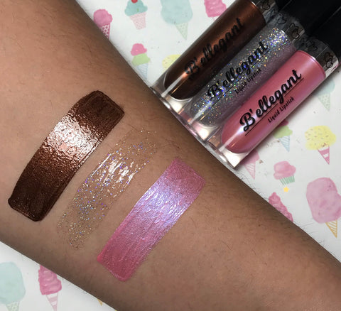 Birthday Gloss Trio (Scented)