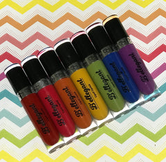 Rainbow Lipstick Set