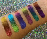 Pressed Multichrome Eyeshadow Set