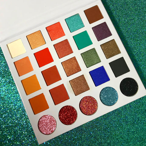 Fire & Ice Palette