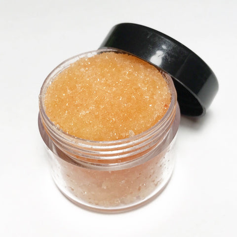 Orange Creamsicle Edible Lip Scrub