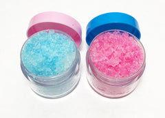 Cotton Candy Edible Lip Scrub