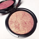 Pink/gold highlighter