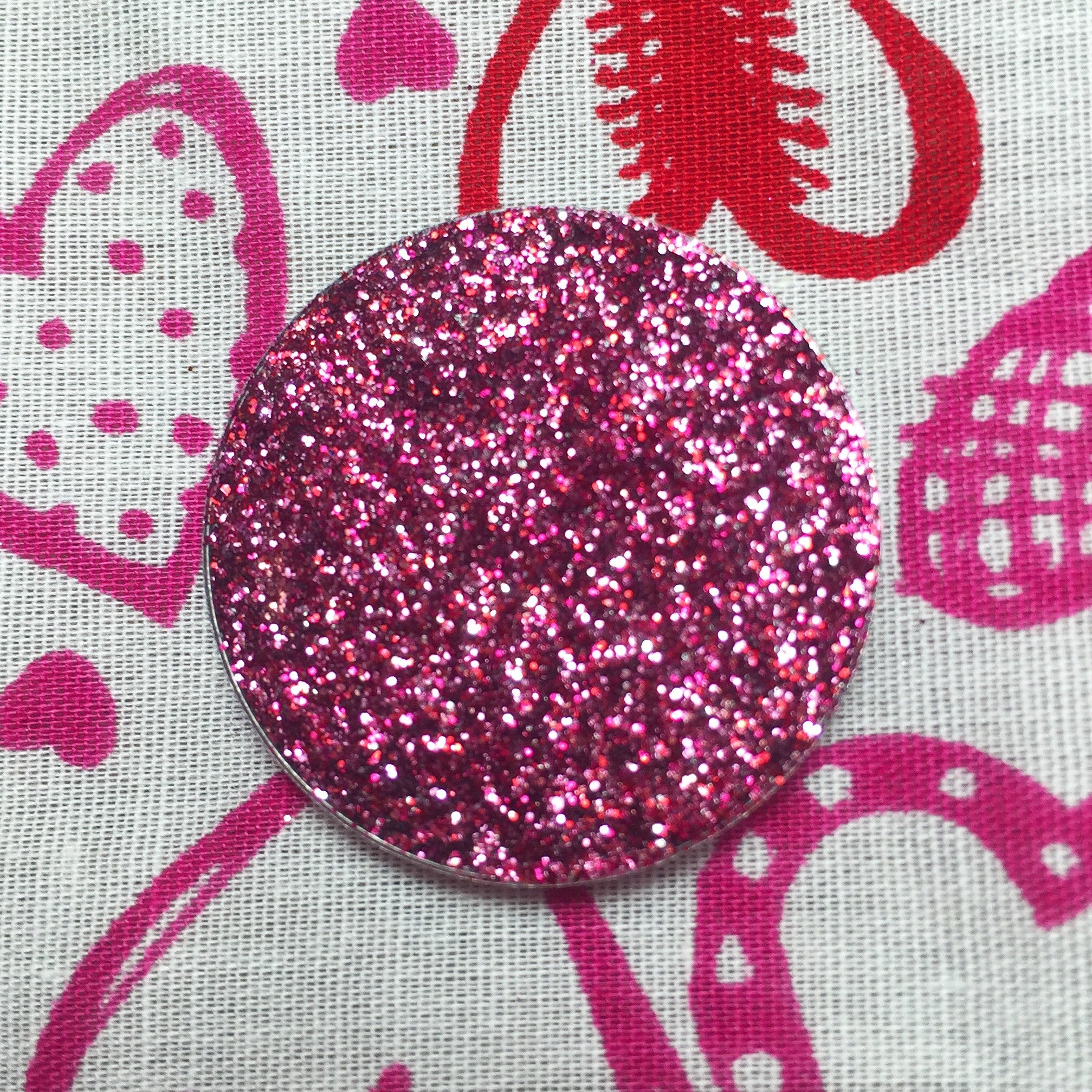 Be My Valentine Pressed Glitter