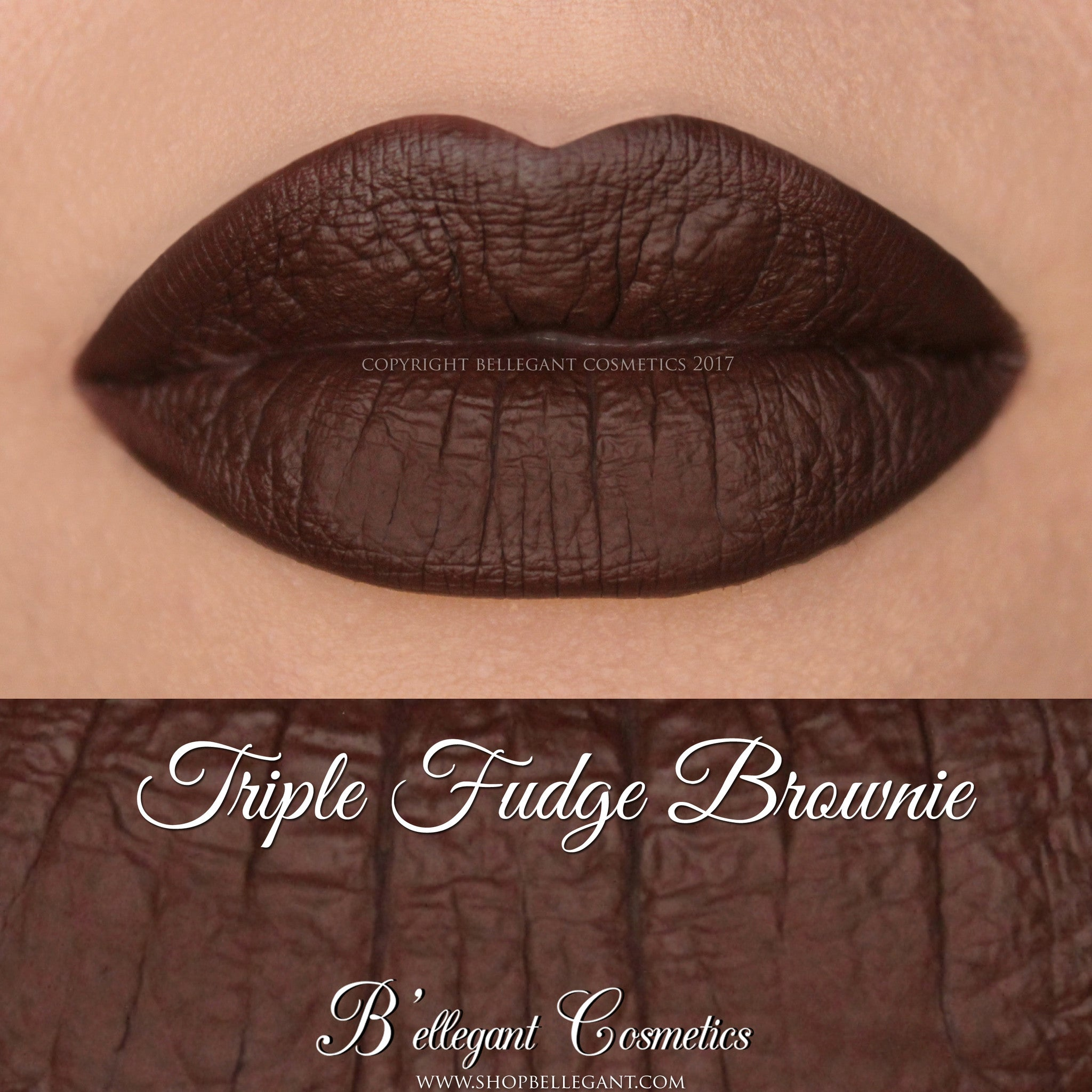 Triple Fudge Brownie Matte