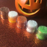 Halloween Edible Lip Scrub Bundle