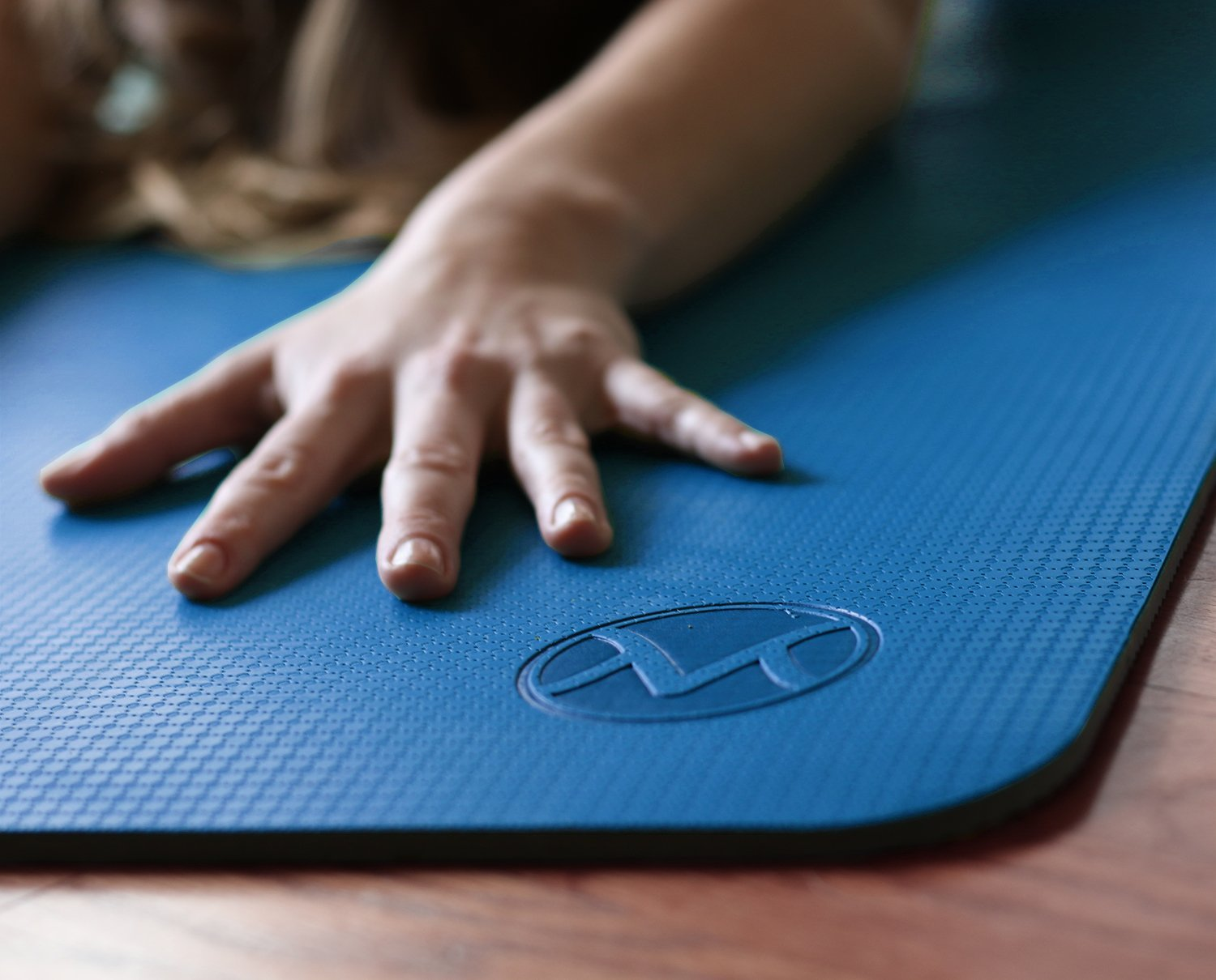 "The ""Premi-OM"" Yoga Mat"
