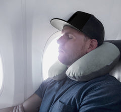Youphoria Inflatable Travel Pillow