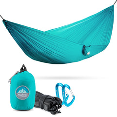 """Single"" Ultra-Lightweight Camping Hammock"