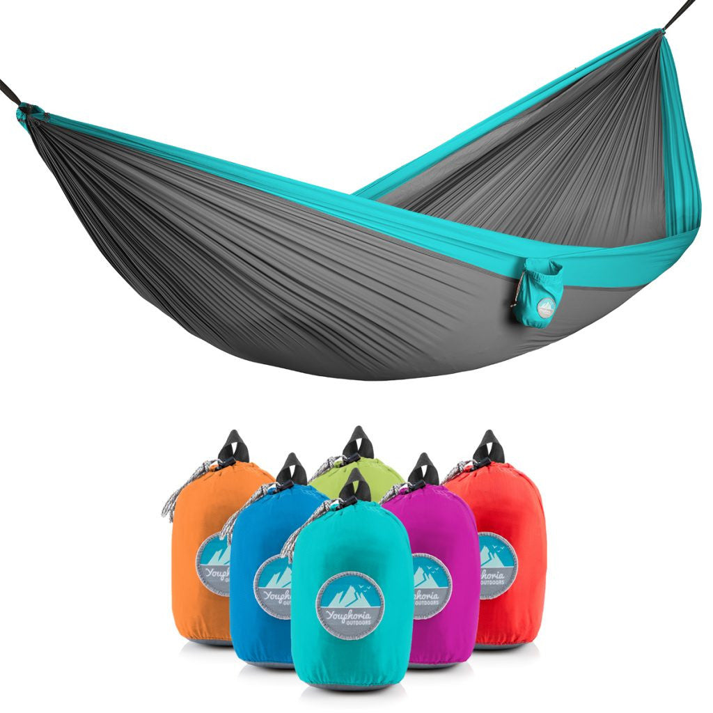 Youphoria Outdoors Portable Camping Ultralight Hammock